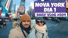 Nova York no Inverno: Tour do Quarto Times Square Bubba Gump e lojas | DAILY VLOG #504 https://youtu.be/5NebBFXjg30