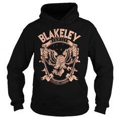 I Love BLAKELEY FAMILY T shirts