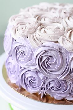Somebody actually ordered two cakes from me this week! Can you believe it? The cakes requested included Italian meringue buttercream and ...