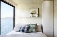 Pipkorn & Kilpatrick Interior Architecture and design | Eildon Houseboat