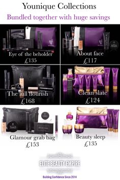 You NEED to visit our collections & sets page! 😱   www.divalicious4Beauty.com