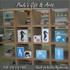 Come and visit our shop in Diaz. Call us on: 076 372 1489 Coasters, Holiday Decor, Shop, Gifts, Home Decor, Art, Craft Art, Presents, Room Decor