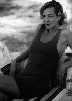 Tatjana Patitz, mid 90s