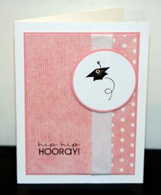 8th grade graduation by moster - Cards and Paper Crafts at Splitcoaststampers