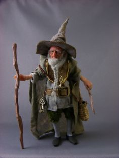 miniature wizard - Google Search
