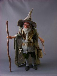 miniature wizard - Google Search
