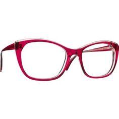 Gafas de la diseñadora Caroline Abram disponibles en Óptica Kepler. Óptica en Madrid especializada en monturas exclusivas en la calle Vallehermoso 73