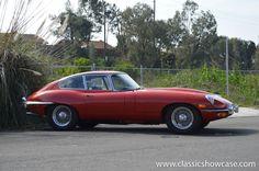 1969 Jaguar XKE Series II 4.2 OTS