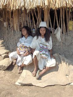 Arhuaco People.
