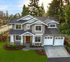 Craftsman House Plan with Optional Lower Level - 23650JD | 2nd Floor Master Suite, Bungalow, Butler Walk-in Pantry, CAD Available, Craftsman, Den-Office-Library-Study, Jack & Jill Bath, Luxury, Media-Game-Home Theater, Northwest, PDF, Photo Gallery, Premium Collection | Architectural Designs