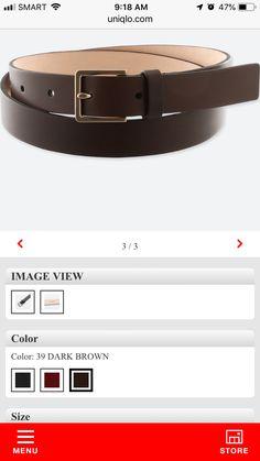 Dark Brown, Belt, Christmas, Accessories, Color, Fashion, Belts, Xmas, Moda
