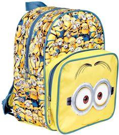 Vera Bradley Backpack, Minions, Backpacks, Grande, Ideas, Fashion, Purse, School Bags, School Handbags