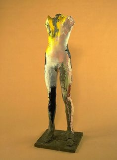 manuel neri - #sculpture #art #figurative