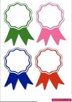 :) Cute Kids Crafts, Preschool Crafts, School Border, Kids Awards, School Badges, Hebrew School, School Labels, School Clipart, School Decorations