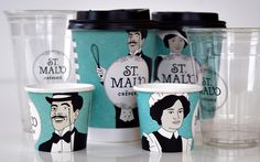 St Malo on Packaging of the World - Creative Package Design Gallery