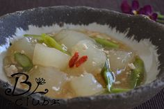 冬瓜の煮物|おうちで韓国料理とキムチ★韓デリ★