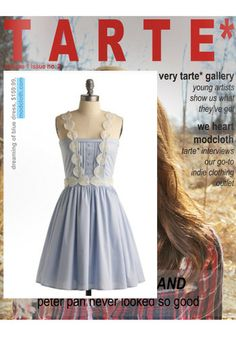 Dreaming of Blue Dress