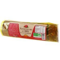 Naturalia, magasins bio et nature - nonnettes-framboise-150g - epicerie-sucree - biscuits-secs--specialites