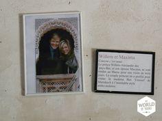 Koningin Maxima en koning Willem-Alexander bezochten net als wij de Ali Ben Youssef #Medersa. Meer over deze bezienswaardigheid van Marrakech (Marokko) lees je op www.myworldisyours.nl/places/marrakech #BenYoussef