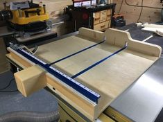 "Finally finished my ""Nick Ferry"" designed sled - by Woodchuck2010 @ LumberJocks.com ~ woodworking community"