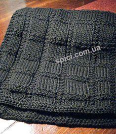 Bufandas tejidas a dos agujas - Cuellos de lana para