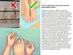 6 trików, dzięki którym Twoje stopy i paznokcie będą wyglądać idealnie.