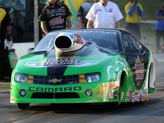 Delayed NHRA National More Than Worth the Wait for K & N's Mike Edwards #knfilters