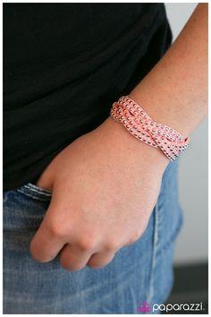 Numer one stunner pink bracelet