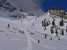 Snowmobiling Montana