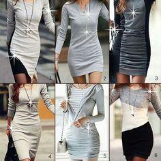 Good dresses!