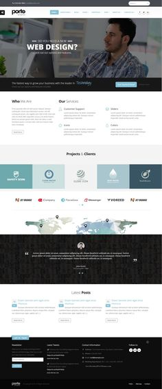 Porto is an Responsive Wordpress + Woocommerce Theme that is extremely…