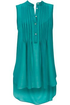 turquoise high low top