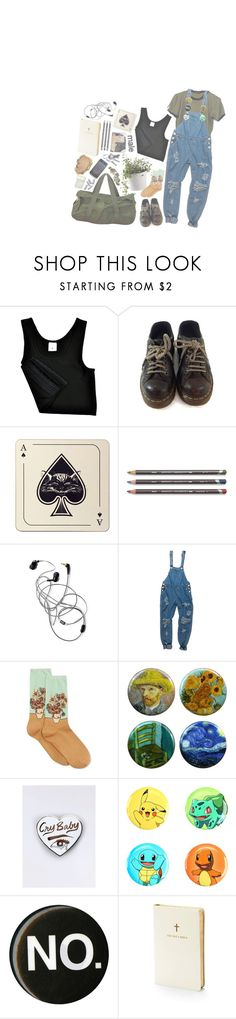 """;; blasphemy is just for me //"" by cottoncandyprince ❤ liked on Polyvore featuring Dr. Martens, Avenida Home, HOT SOX, ...Lost, Keen Footwear, Loungefly, Aspinal of London, men's fashion, menswear and twentyonepilots"