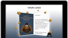 Professional Thanksgiving eCards for Business » eCards for Business