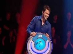 John Barrowman sings Doctor Who theme song- The Weakest Link - YouTube