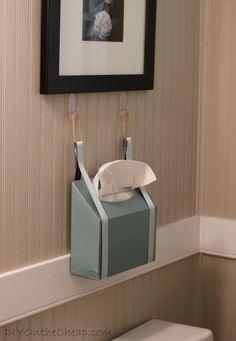 Kleenex Hand Towel Holder Diy Towels Diy And Crafts And