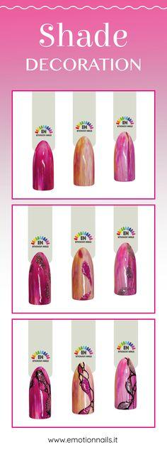#stepbystep #nail #nails #unghie #nailart #unghiette #sfumature #emotionnails #shade #passopasso