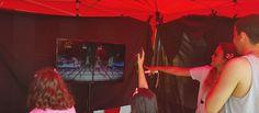 Simulador de Baile / Just Dance / Wii  #baile, #simuladordebaile, #justdance, #wii, #golf, #camposdegolf, #simuladores, #videojuegos #competencia, #torneo, #longdrive, #kermesse #feria, #fiesta
