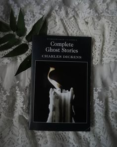 CURRENTLY READING   . Did you know it was a common past time to tell ghost stories on Christmas during the Victorian era?  Interest in supernatural phenomena was high during Charles Dickens lifetime. He had always loved a good ghost story himself particularly at Christmas time and was open-minded willing to accept and indeed put to the test the existence of spirits. .  WHAT ARE YOU CURRENTLY READING? . . . #booksofig #booksofinstagram #bookgrammer #bookstagram #victorian #charlesdickens…