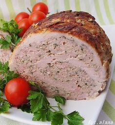 Pork Recipes, Cooking Recipes, Healthy Recipes, Kielbasa, Polish Recipes, Charcuterie, Other Recipes, Finger Foods, Good Food