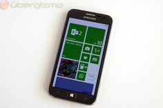 Samsung ATIV S And HTC Tiara Could Be Sprint's Windows Phone Offerings