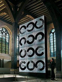 Polyphonie, Ascèse, installation In Memling Museum