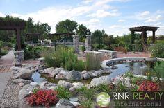 Pretty park in Plymouth, Minnesota