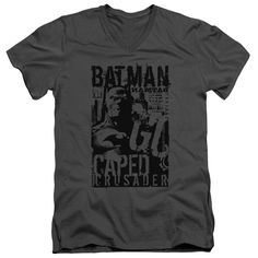 "Checkout our #LicensedGear products FREE SHIPPING + 10% OFF Coupon Code ""Official"" Batman / Caped Crusader-short Sleeve Adult V-neck 30 / 1 - Batman / Caped Crusader-short Sleeve Adult V-neck 30 / 1 - Price: $34.99. Buy now at https://officiallylicensedgear.com/batman-caped-crusader-short-sleeve-adult-v-neck-30-1"