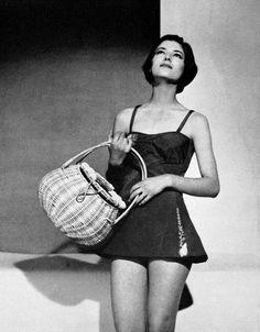 Swimwear Fashion for 1956