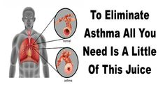 Stop Asthma By Using Just A Little Of This Juice