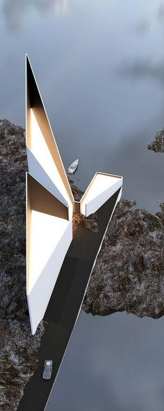 concept/77 by Roman Vlasov on Behance #architecture