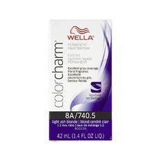 Wella Color Charm - Light Ash Blonde 8A/740.5 1.4 oz