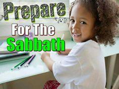 Happy Preparation day #Sabbath