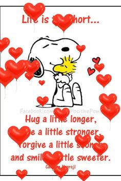 The Irony of Life Snoopy Song, Snoopy Happy Dance, Snoopy Quotes, Hug Quotes, Good Morning Snoopy, Cute Good Morning Quotes, Good Morning Love, Good Morning Wishes, Happy Birthday Greetings Friends